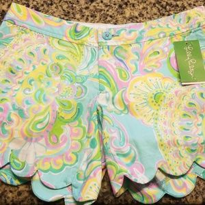 Lilly Pulitzer Sz 00 Buttercups NWT Double Trouble